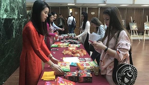 越南文化节在莫斯科国立国际关系学院举行 hinh anh 1