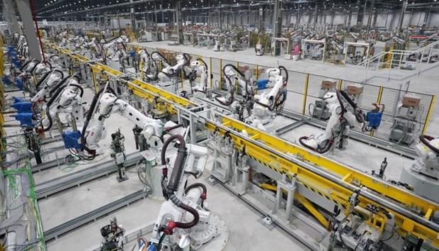 VinFast汽车生产厂将于2019年6月正式启用 hinh anh 1