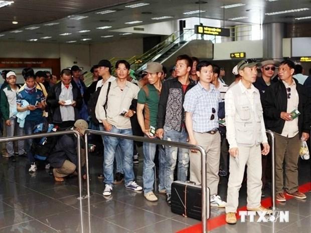 2019年第一季度越南劳务输出人数32343人 hinh anh 1