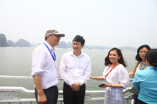 OANA 44:推广广宁省旅游形象的良好机会 hinh anh 1