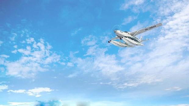 广平省同海市至岘港新航线和风牙-格榜空中观光飞行服务即将亮相 hinh anh 1