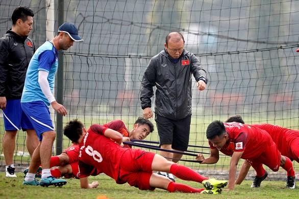 第30届东南亚运动会足球分档:越南从第三档球队改为第二档球队 hinh anh 1