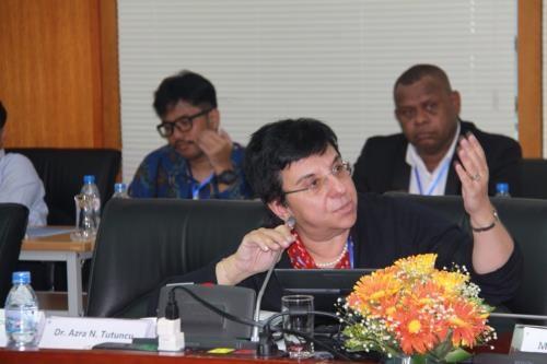 亚洲各国加强合作对页岩油气储量进行评估 hinh anh 3