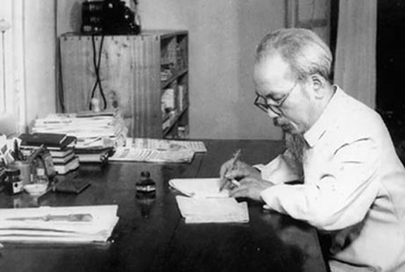 践行胡志明主席遗嘱五十周年:一份历史性文件的价值 hinh anh 1