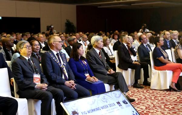 越南首次举办国际测量师协会2019年工作周会议 hinh anh 2