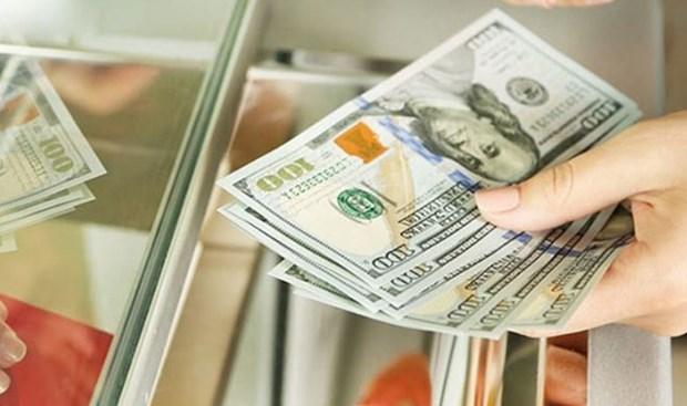4月23日越盾兑美元中心汇率上涨8越盾 hinh anh 1