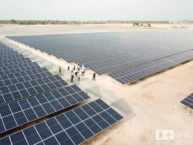 柬埔寨通过 4个发电站项目致力提高电力供应能力 hinh anh 1