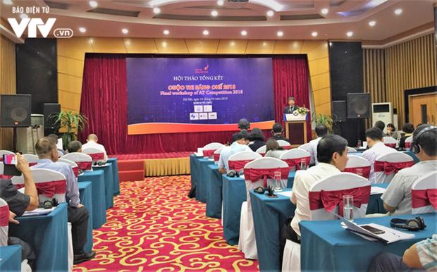 2018年发明创新竞赛总结研讨会在河内举行 hinh anh 1