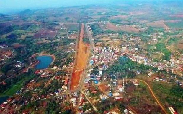 柬埔寨研究建设与越南各省接壤的新机场 hinh anh 1