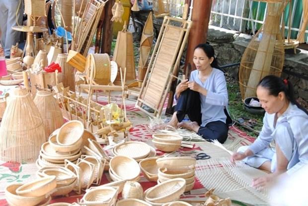 2019年顺化传统手工业节开幕在即 hinh anh 1