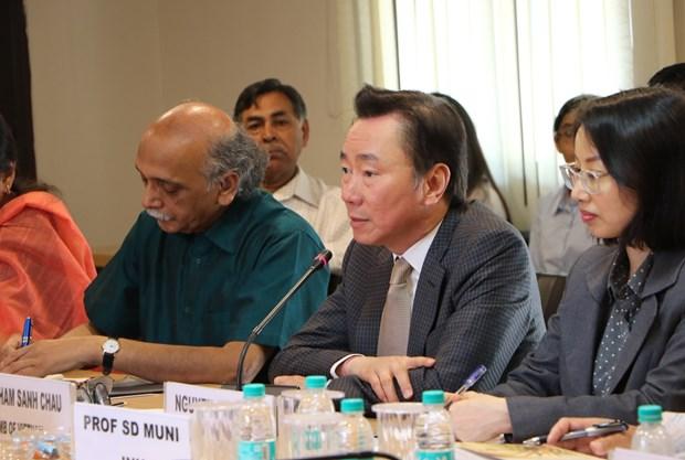 """""""印度-越南海上合作:交汇点""""研讨会在印度举行 hinh anh 1"""