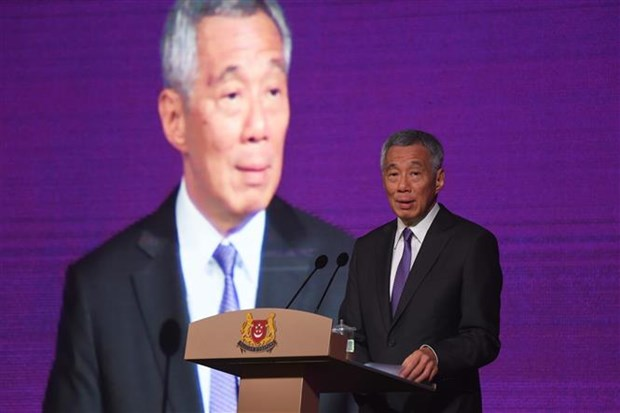 新加坡进行内阁改组 hinh anh 2