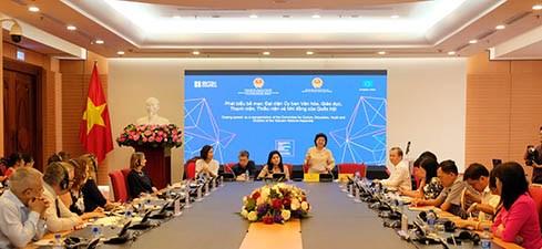 越南加强创新文化空间的发展 hinh anh 1