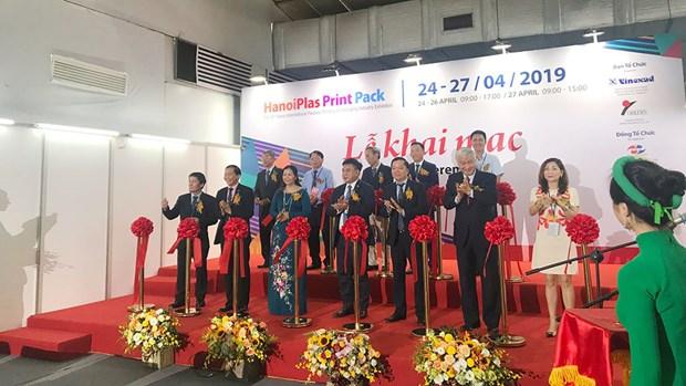 越南塑料印刷包装行业发展潜力巨大 hinh anh 1
