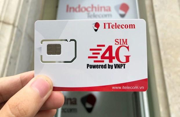 越南首家移动虚拟网络运营商亮相 hinh anh 1