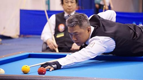 第10届亚洲开伦台球锦标赛:越南选手马明锦夺得一库开伦冠军 hinh anh 1