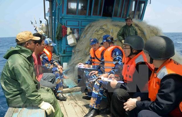 越南与中国共同促进北部湾湾口外海域划界谈判 hinh anh 1