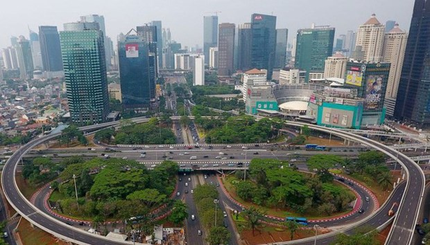 印尼2019年第一季度财政赤字占GDP的0.63% hinh anh 1