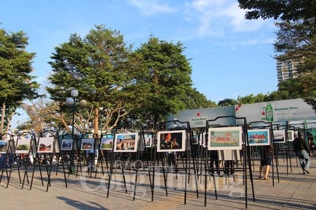 岘港市文化遗产空间图片展展示城市魅力 hinh anh 1