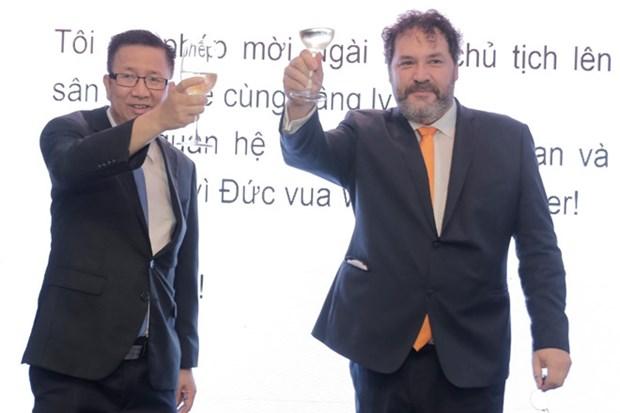 促进胡志明市与荷兰的合作关系 hinh anh 1