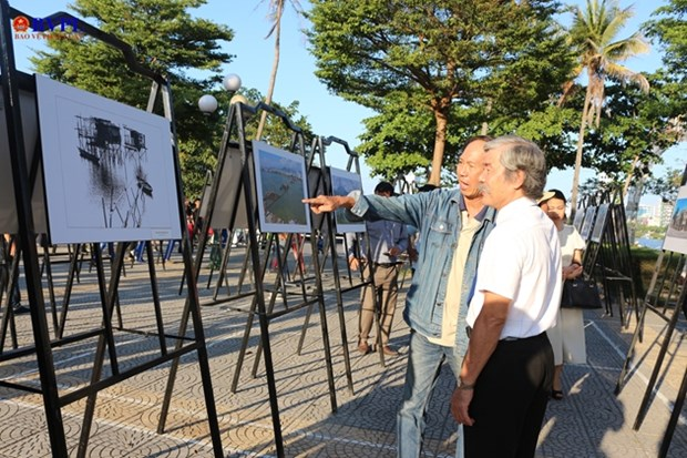 岘港市文化遗产空间图片展展示城市魅力 hinh anh 2