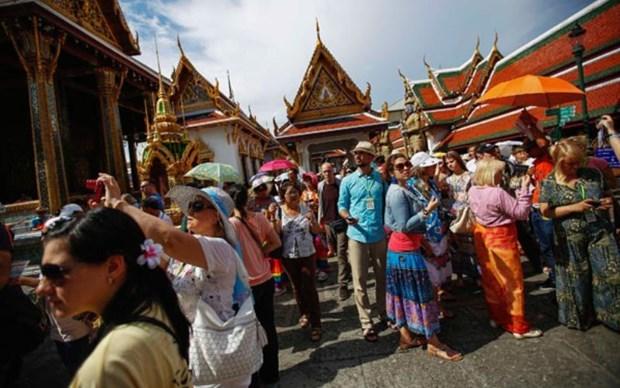 泰国延长落地签免费政策至10月31日 hinh anh 1