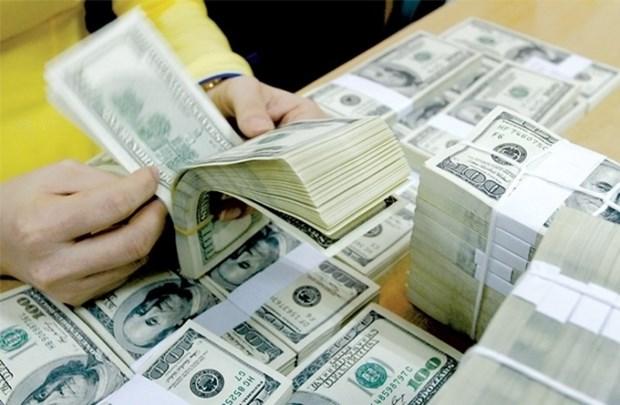 越盾兑美元中心汇率26日上涨10越盾 hinh anh 1