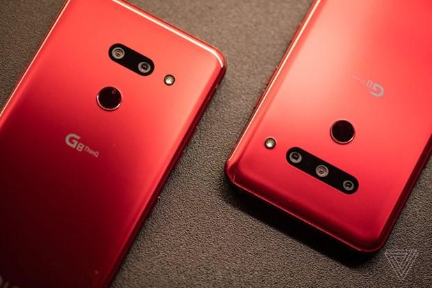 LG 把智能手机生产线转到越南 hinh anh 2