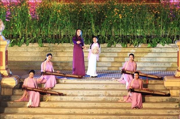 2019年第八届顺化传统手工艺节开幕 hinh anh 2