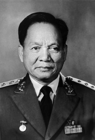 社论:永别了黎德英大将!越南党和民族的坚强革命战士! hinh anh 1
