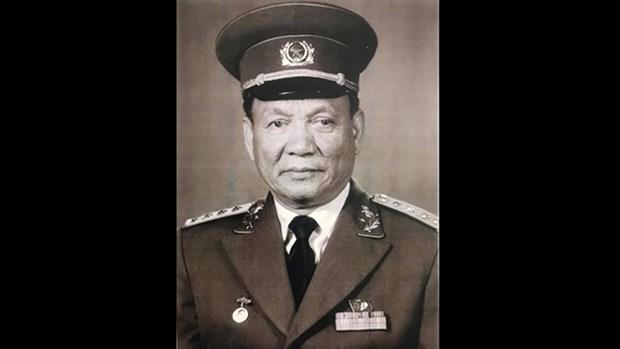 原越南国家主席黎德英同志简历 hinh anh 1