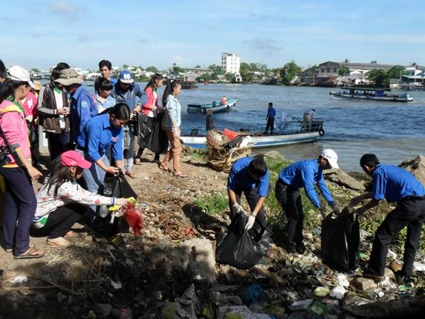 芹苴市力争到2030年垃圾回收再利用率达97% hinh anh 1