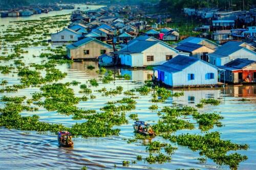 九龙江三角洲应对气候变化的可持续发展行动计划获批 hinh anh 1