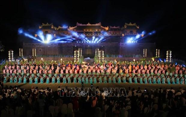 2019年顺化传统手工艺节:各项精彩活动陆续上演 hinh anh 2