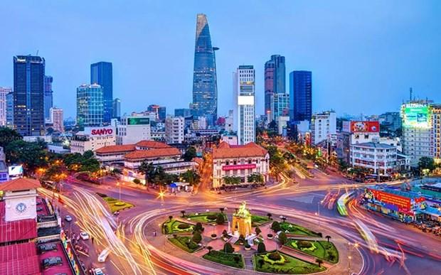 胡志明市4月份CPI指数上涨0.36% hinh anh 1