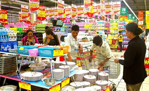 2019年4月份越南CPI上涨0.31% hinh anh 1