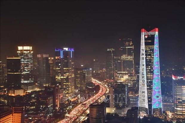 印尼总统决定将首都从雅加达迁出 hinh anh 1