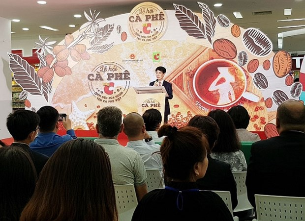 庆和省首个咖啡节吸引越南20个著名咖啡品牌参加 hinh anh 3