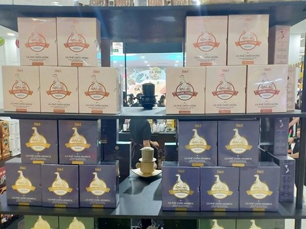 庆和省首个咖啡节吸引越南20个著名咖啡品牌参加 hinh anh 1