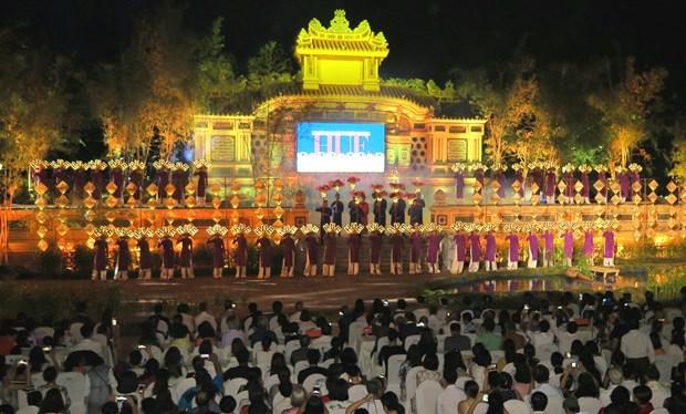 2019年第八届顺化传统手工艺节圆满落下帷幕 hinh anh 1