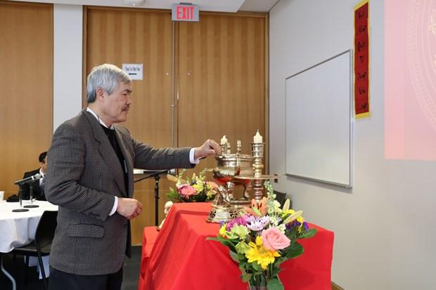 2019年全球越南国祖日活动首次在加拿大举行 hinh anh 2