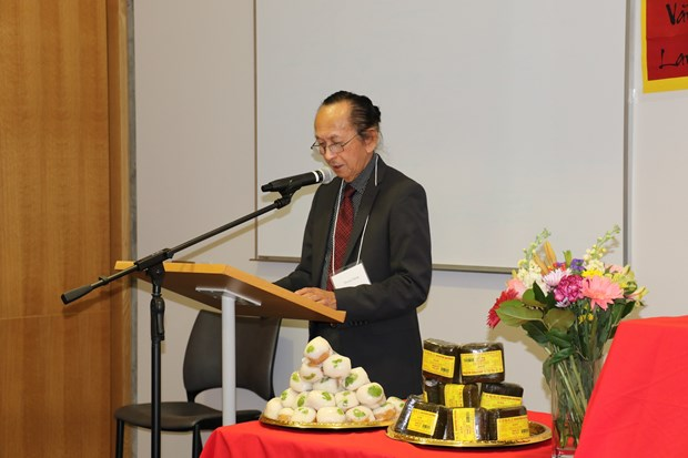2019年全球越南国祖日活动首次在加拿大举行 hinh anh 1