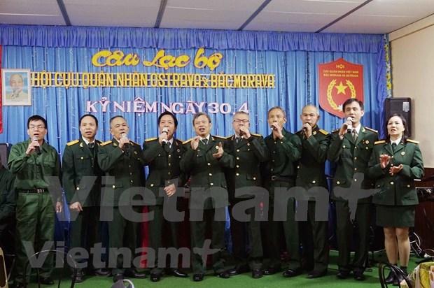 越南南方解放、国家统一44周年系列庆祝活动在捷克隆重举行 hinh anh 1