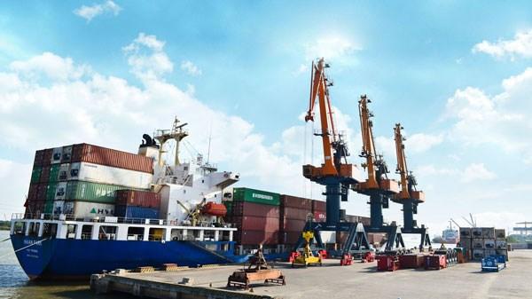 2019年前4个月越南进出口额约达1568亿美元 hinh anh 1