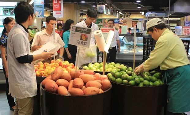 把农产品进入超市系统销售 hinh anh 1