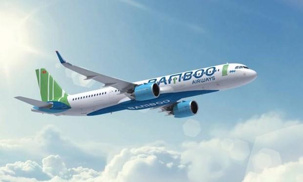 越竹航空公司即将开通三条飞往海防的航线 hinh anh 1
