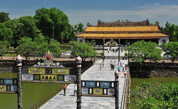 赴承天顺化省的韩国游客人数位居第一 hinh anh 1