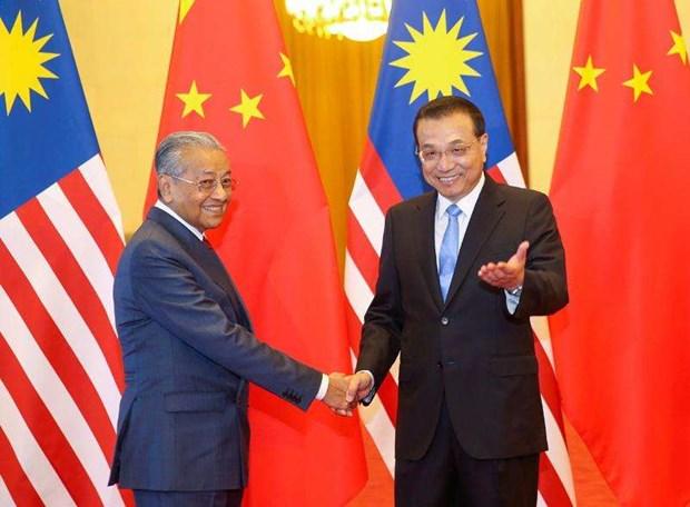 马来西亚努力为东盟与中国搭建一座贸易桥梁 hinh anh 1