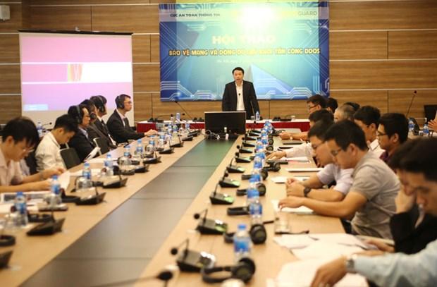 越南是世界上DDoS攻击几率最大的国家之一 hinh anh 1