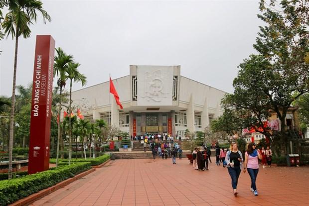 越南各家博物馆将免费开放 响应国际博物馆日 hinh anh 1